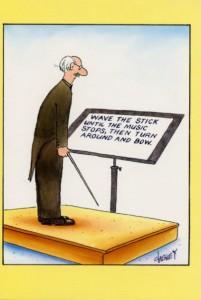 conductor - colour